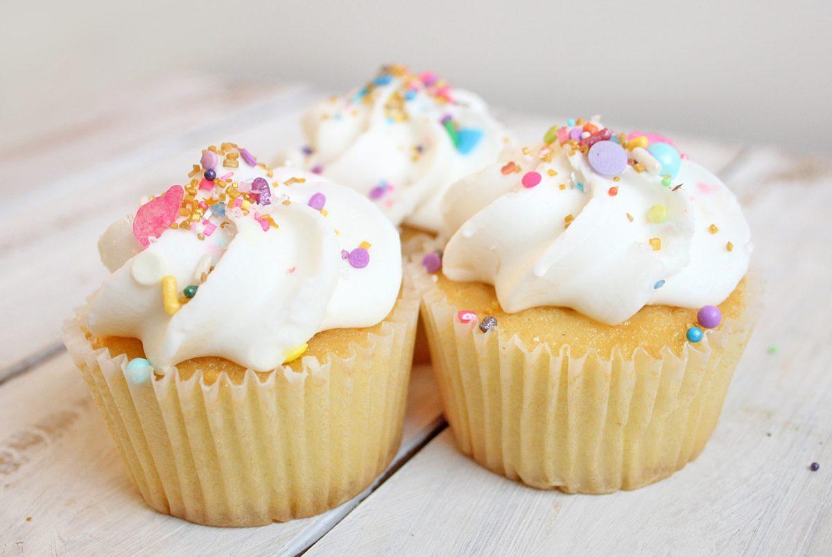 Super skønne cupcakes