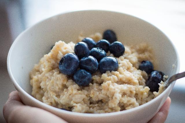 havregrød er en sund og nærende morgenmad